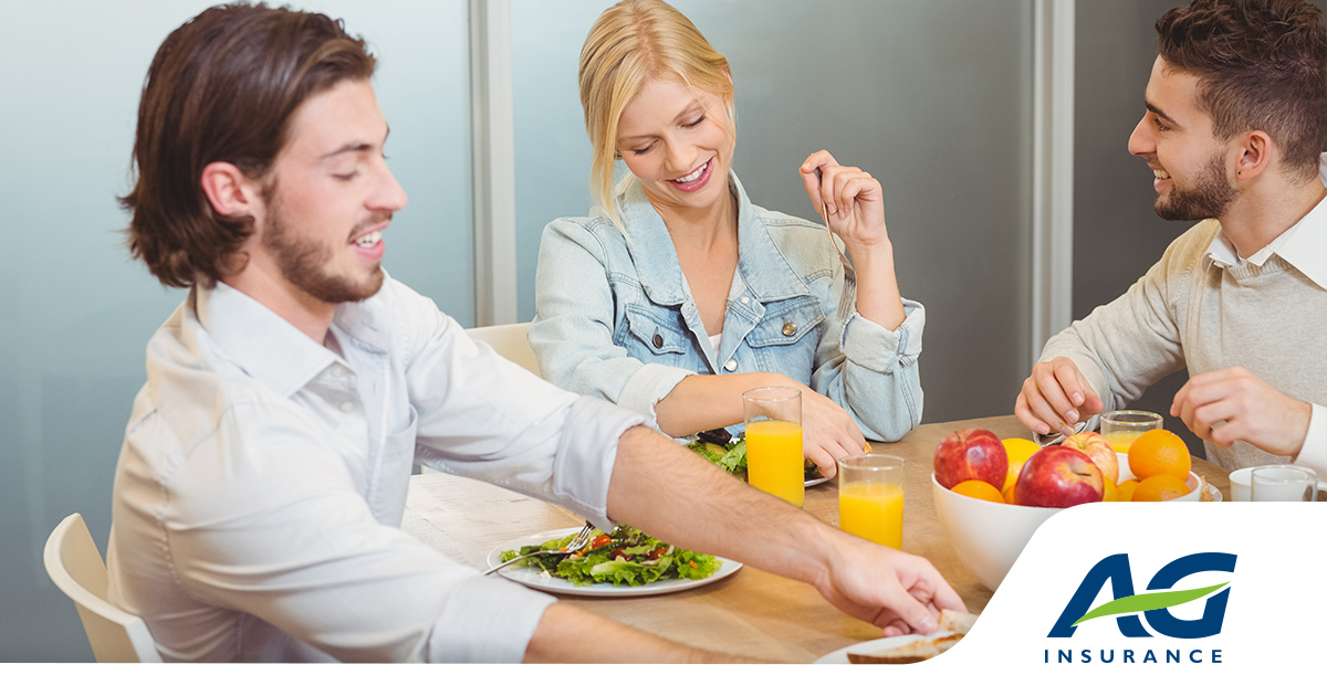 Id es pour vos lunch en hiver ag insurance for Idee emploi independant