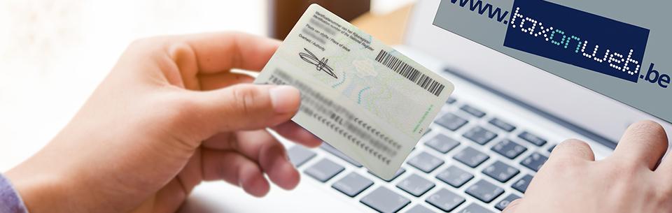 Tax On Web Identiteitskaart Pc Klavier